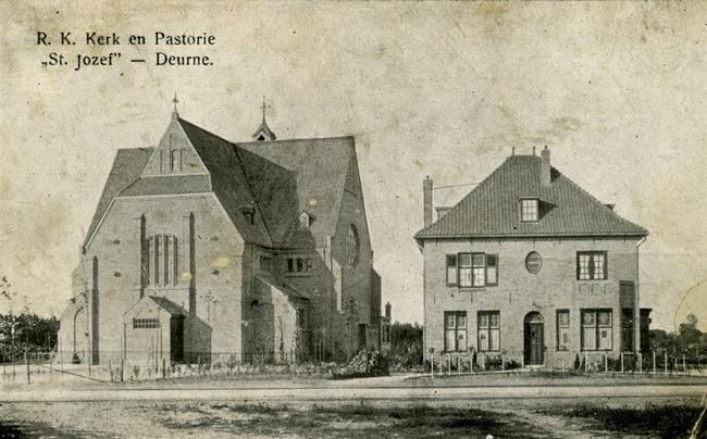 jozefkerk oud deurne wiki