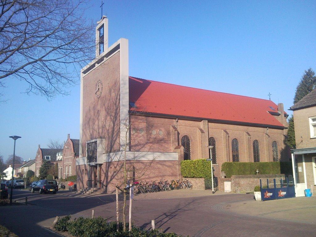 kerk vlierden
