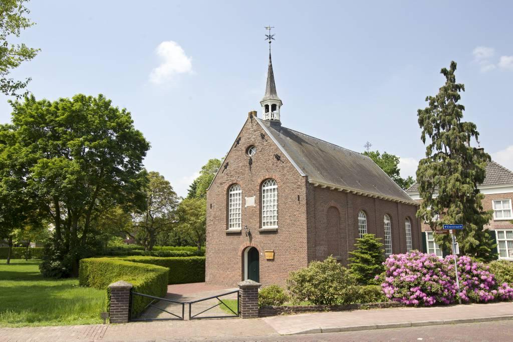 De Protestantse kerk van Boxmeer. foto: Anton Dommerholt 21-05-12 opdr 3356